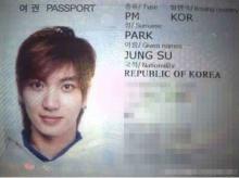 หาดูยากกก 10 ไอดอลเกาหลีกับภาพในพาสปอร์ตที่ถูกเปิดเผย!