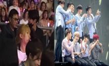 กลายเป็นแฟนบอยตัวยงไปแล้ว!! อีซูมาน ไปโบกแท่งไฟอยู่ในคอนเสิร์ตของหนุ่ม ๆ EXO