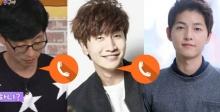 ยูแจซอก ถาม อีกวางซู ว่าทำไม ซงจุงกิ ถึงไม่รับสายโทรศัพท์ของเขา!!(คลิป)