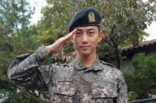 แทคยอน 2PM ได้รับเลือกให้ทำหน้าที่เป็นผู้ช่วยครูฝึกทหาร!