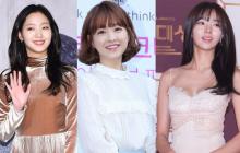 นักแสดงหญิงที่ฮอตสุดจากซีรีย์เกาหลีประจำปี 2017
