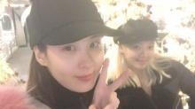 ซอฮยอน และฮโยยอน Girls' Generation แชร์ภาพน่ารักๆขณะที่นัดเจอกันครั้งล่าสุด