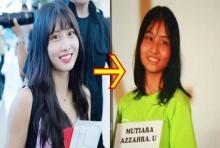 โมโมะ TWICE กับสาวอินโดวง JKT48 หน้าเหมือนกันอย่างกับฝาแฝด!!