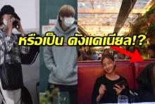 JYP โผล่ชี้แจง หลังผู้ชายโผล่ในภาพจีฮโย ชาวเน็ตถกวุ่นหรือเป็น คังแดเนียล!?