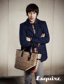 หนุ่มหล่อ ...เจ้าเสน่ห์ Lee Sun Gyun