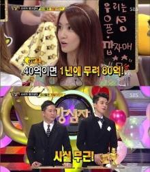 ยุนอา พูดเกี่ยวกับข่าวลือ รายได้ กว่า 4พันล้านวอน เพียงแค่ครึ่งปีแรก!