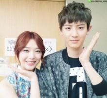 ชาลยอล EXO และ ชอลลี่ FX ถูกตั้งข้อสังเกตุในความสัมพันธ์