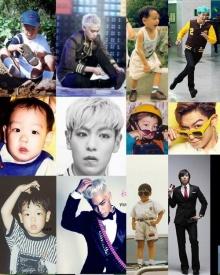 อร๊ายยย!น่ารัก ๆ ภาพT.O.P BIGBANG วัยเด็ก