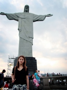 เผยภาพกยูริ KARA ขณะเที่ยว ลั๊นลา ที่ บราซิล