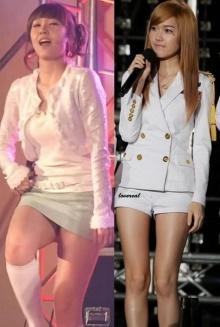 ตะลึง! สาวเกาหลี ก่อน และ หลัง ลดน้ำหนัก!