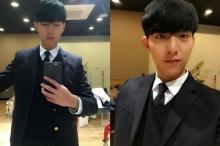 """""""อีจองชิน""""(CNBLUE) แปลงโฉมเป็นนักเรียนม.ปลาย หล่อโฮก!!"""