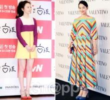 โซฮี VS ชินมินอา กับแฟชั่นสีสันสดใสของ Valentino Cruise Collection