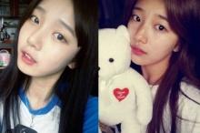ส่องชัดๆ ซองฮันฮี ฝาแฝด ซูจี Miss A