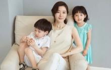 อี ยองเอ กับ ลูกแฝด ชาย - หญิง