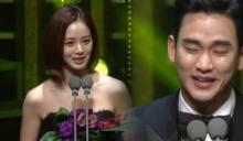 เก็บตกงานประกาศรางวัล The 8th Korea Drama Awards  คิม ซูฮยอน + คิม แทฮี คว้ารางวัลใหญ่...