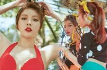 สุดแซ่บ !! ฮยอนอาปล่อยภาพทีเซอสุดจี๊ดในมินิอัลบั้ม A WESOME