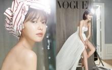 """สวยวันสวยคืน!! """"ซูยอง SNSD"""" ถ่ายแฟชั่นสุดสวยขึ้นปก Vogue"""