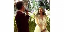 แทยัง และ มินฮโยริน ได้รับชมคำอย่างมาก จากแขกที่มาร่วมงานแต่งงานเขา
