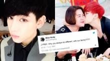 เกิดอะไรขึ้น!! แม่แบมแบม GOT7 ทวิต รู้สึกไม่ดีกับการปฏิบัติของ JYP