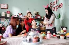 สาว ๆ Wonder Girls กับแฟชั่น Pucca