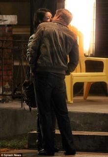 ฉากจูบสุดโรแมนติกของ BoA และ Derek Hough
