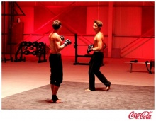 เบื้องหลัง!! Nick Khun and Taecyeon – Coca Cola Zero