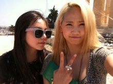 สาว ๆ Wonder Girls in Greece