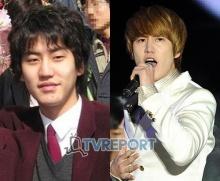"""ภาพก่อน-หลัง ผ่ามีดหมอ ของ""""คยูฮยอน""""(Super Junior)!!"""