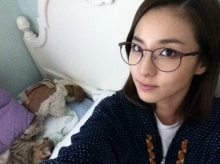 ซานดารา พัค (แห่ง 2NE1 ส่งกำลังใจให้ผู้ประสบภัยน้ำท่วมที่ประเทศไทย
