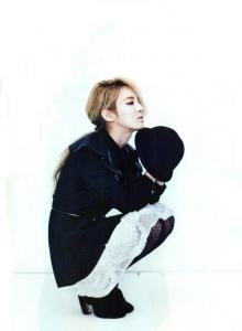SNSD Hyo Yeon – Vogue Girl
