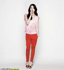 แฟชั่นน่ารักจากน้องสาวเกาหลีหนูไอยู