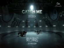 TVXQ ส่งเพลงไตเติ้ล Catch Me ครองอันดับ 1