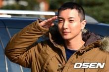 อีทึก SJรายงานตัวเข้ากรมเป็นทหารแล้ว