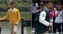"""ภาพ """"มินโฮ Shinee"""" ขณะอยู่ที่มหาวิทยาลัย"""