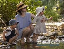 โชว์ความน่ารักลูกแฝด ของลียองเอ