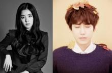 สาวสวยน้องใหม่ ไอรีน Red Velvet สวมบทหวานใจ คยูฮยอน