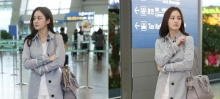 แฟชั่นสนามบินเริดๆ สไตล์ คิมแทฮี
