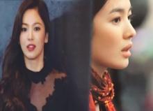 ซอง เฮเคียว สาวที่ รูปจมูกสวยที่สุดของเกาหลี!!