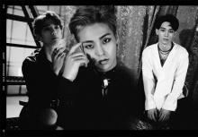SM ปล่อยภาพทีเซอร์ 3หนุ่ม EXO กับอัลบั้มรีแพ็คเกจชุดที่ 3 LOTTO