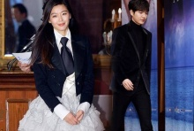 ส่องแฟชั่น!! จอน จีฮยอน ,อี มินโฮ งานเปิดตัว ซีรีย์ใหม่!!