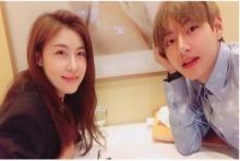 วีและฮาจีวอนไปทานอาหารด้วยกัน!