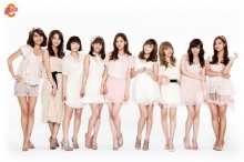 Girls' Generation – Vita500 smartphone