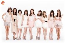 Girls' Generation – Vita500 smartphone