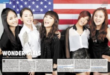 Wonder Girls – OK! Magazine Thailand