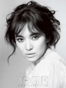 Song Hye Kyo – Vogue Magazine
