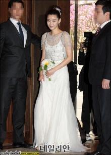 PIC:งานแต่งจวนจีฮุนไฮโซมากๆ!