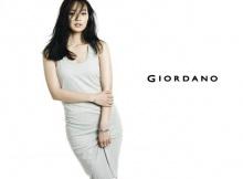 Shin Min Ah – Giordano Summer 2012