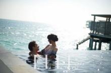 มาแล้วภาพฮันนิมูนหวานหยดของซอนเยWonder Girlsและสามีที่มัลดีฟส์