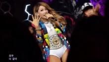 ซีแอล แห่ง 2NE1 โดน วิจารณ์หนักถึง ชุดโปรโมท สวมใส่ โป๊เกินควร
