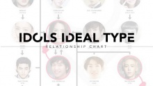 Idols Ideal Type Relationship Chart